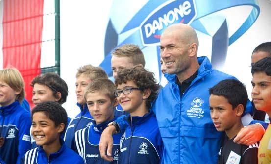 Zidane Danone